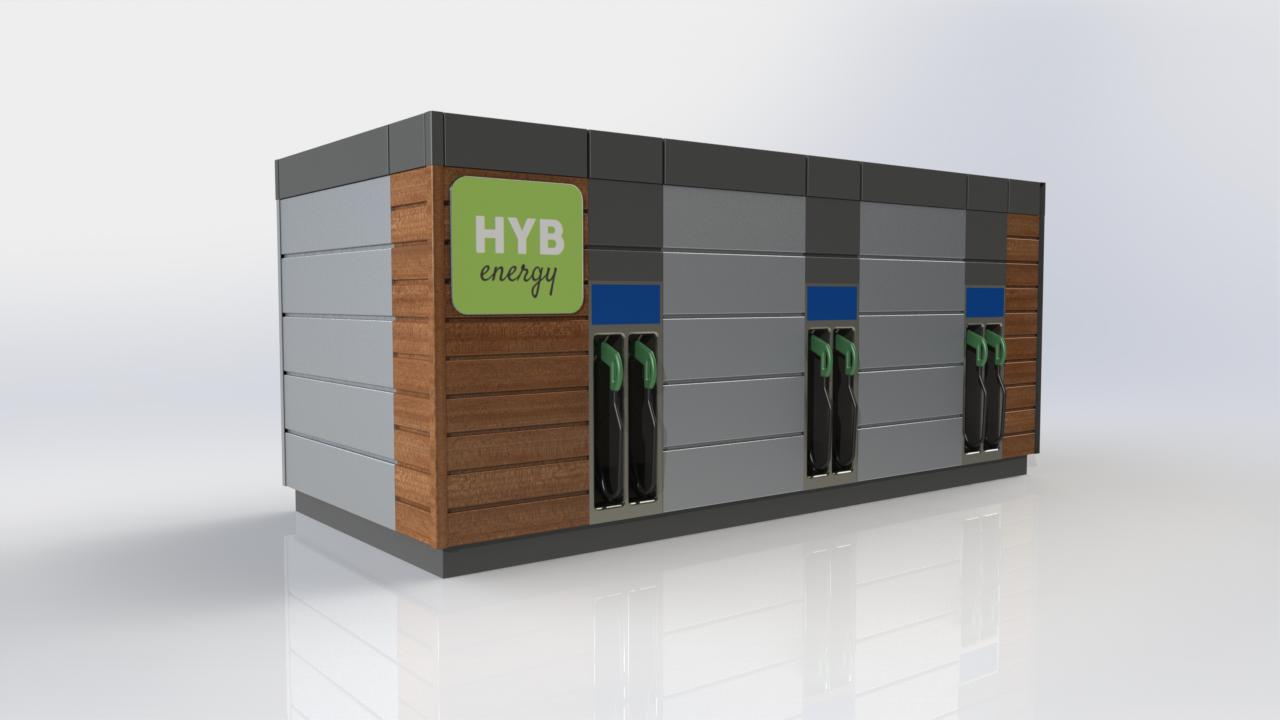 HYB Lademodul Basic